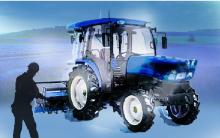 農業機械用エアコン