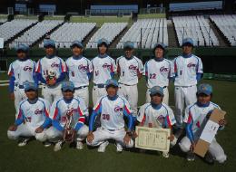 当社野球部が長野県勤労者体育大会(軟式野球の部)で準優勝しました。